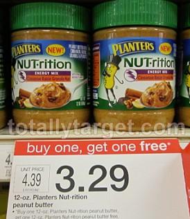 planters nutrition target