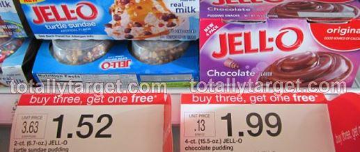 target jell-o deal