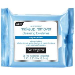 Walmart: Neutrogena Makeup Remover Wipes Only $1.97!