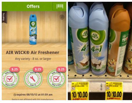 Air wick air freshener coupons