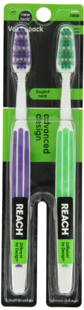 reach toothbrush 2pk