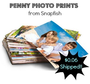 snapfish penny prints 0 06 per print shipped