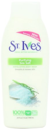 st. ives body wash