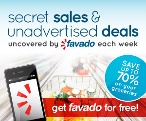Get the FREE Favado Grocery App & Compare Prices for over 65,000 Locations Nationwide!