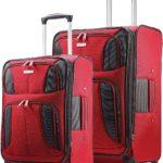 50% OFF 2-Piece Samsonite Luggage Set!
