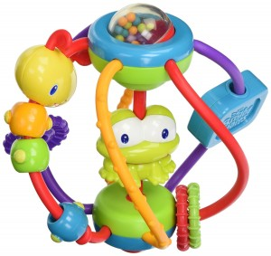 Bright Starts Clack and Slide Activity Ball Only $5.99!