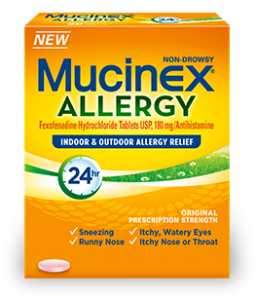 FREE Mucinex Allergy + $2.01 Money Maker at Target!