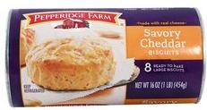 pepperidge farm biscuits