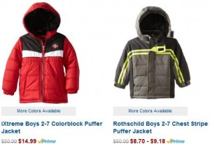 winter coats - amazon