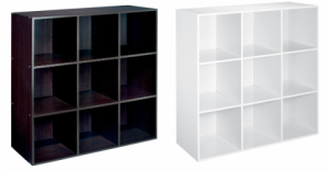 9 Cube Storage Unit