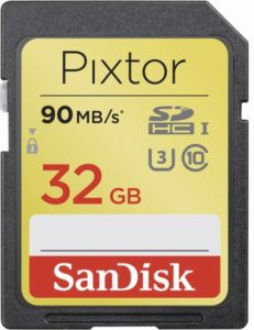 SanDisk Pixtor Memory Cards up to 78% Off + FREE Shipping! Today Only!
