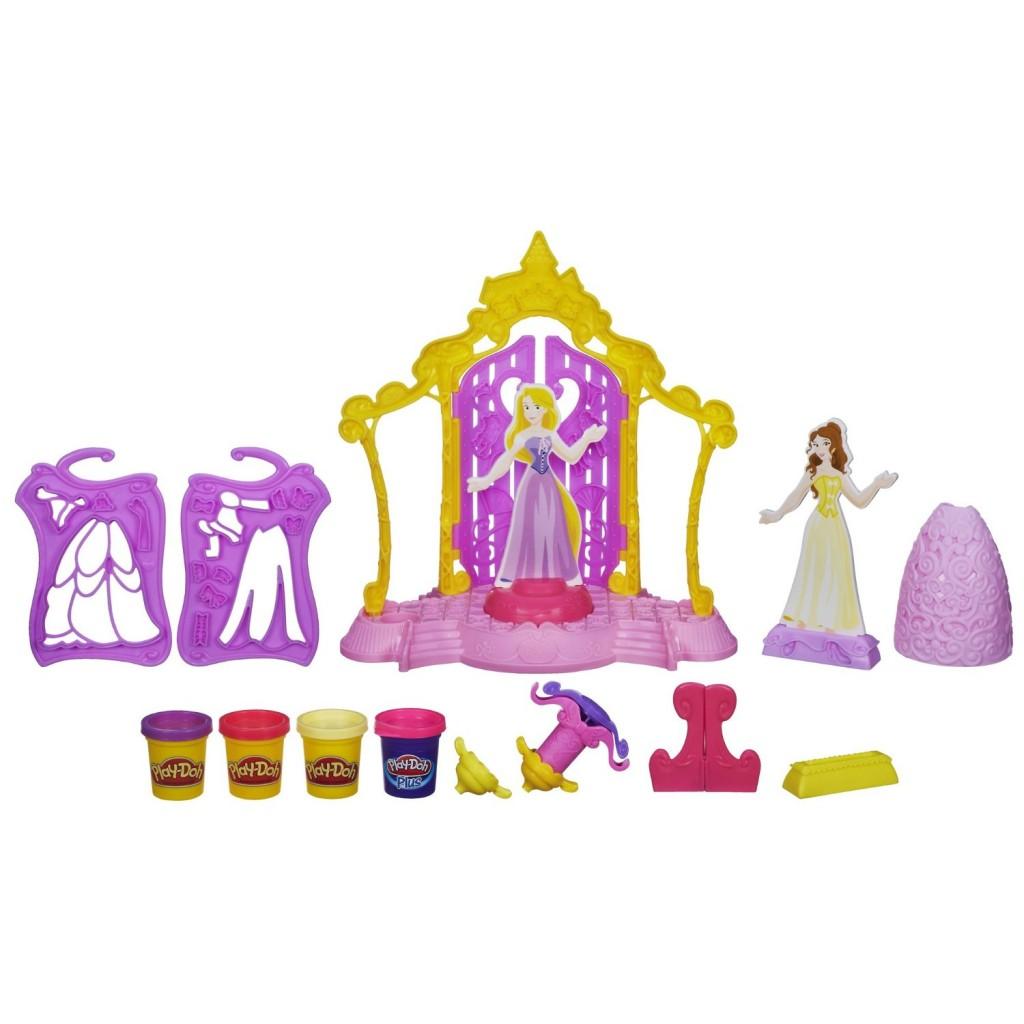 play doh princess