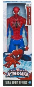 Marvel Ultimate Spider-man Figure Just $5.12! (reg. $24.99)