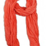 Long Crinkle Scarf Just $5.99 + FREE Shipping!