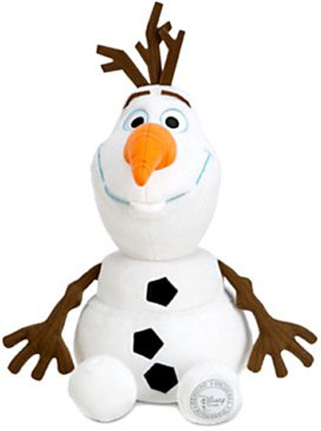 olaf stuffed animal become a coupon queen. Black Bedroom Furniture Sets. Home Design Ideas