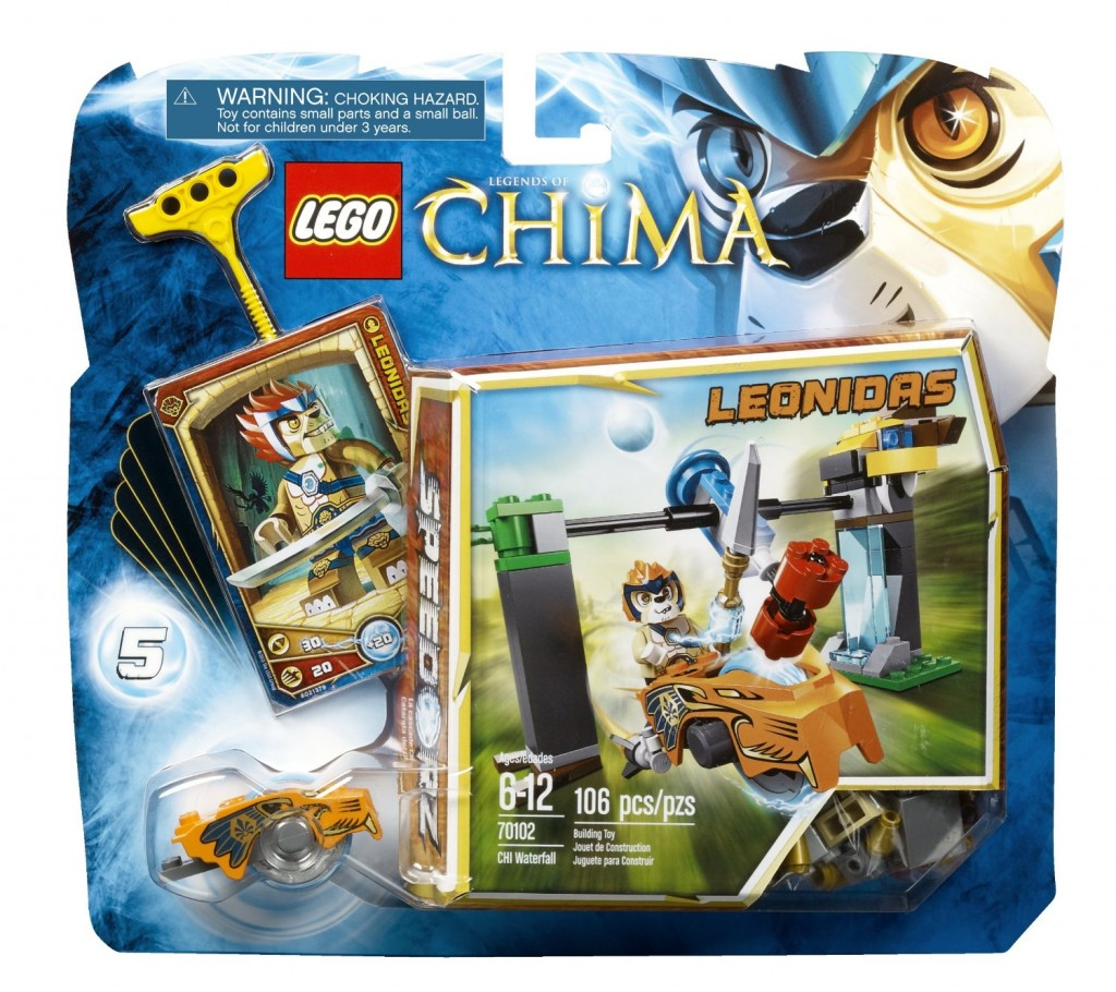 LEGO Chima CHI Waterfall