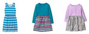 Gymboree: Girls Dresses as low as $5.50 + FREE Shipping! Today Only!
