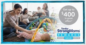 Similac StrongMoms: Get up to $400 in Savings!