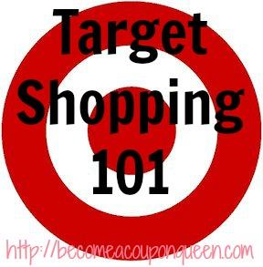 target shopping 101