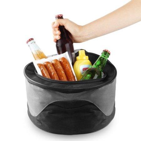 Chill & grill portable bbq