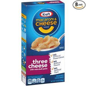 Kraft Macaroni and Cheese Only $0.84 per Box!