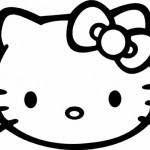 Hello Kitty Vinyl Decal as low as $3.41!