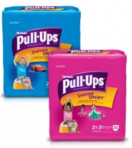Walmart: Huggies Pull-Ups Only $4.97!
