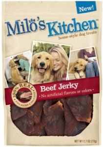 Meijer: Milo's Kitchen Homestyle Dog Treats Only $0.75!