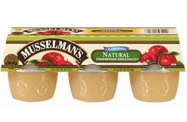 musselman's applesauce cups