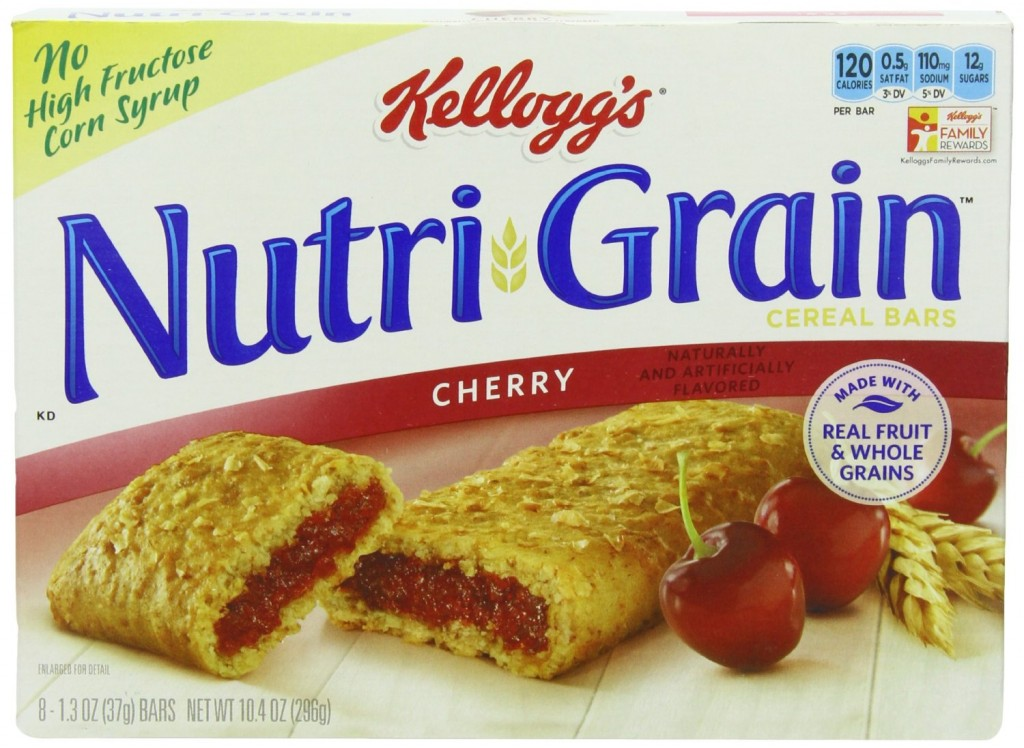 nutri-grain bars