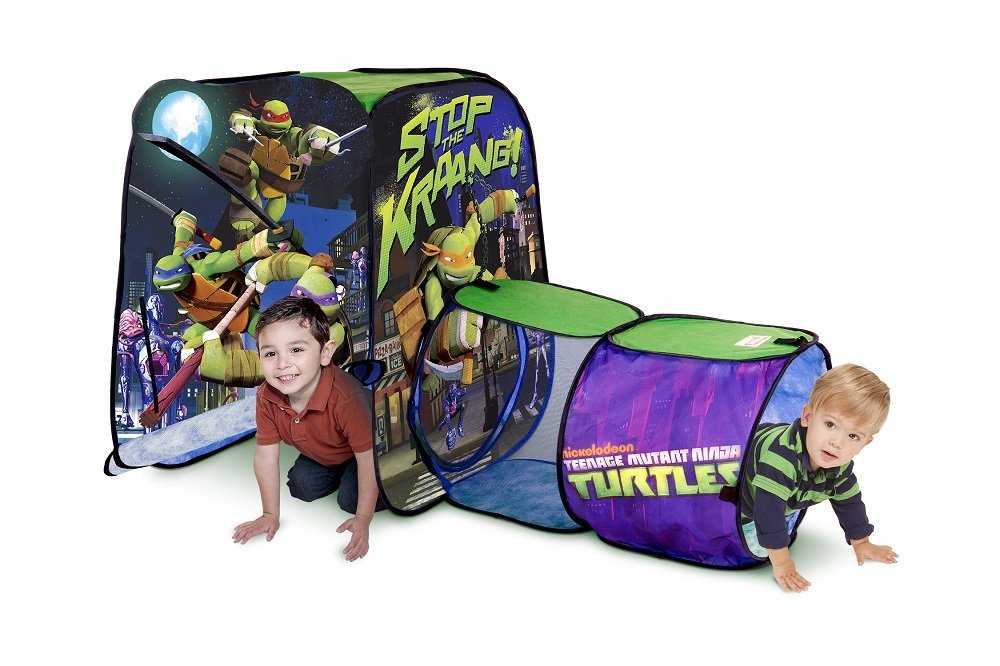 sc 1 st  Become a Coupon Queen : ninja turtle tent - memphite.com