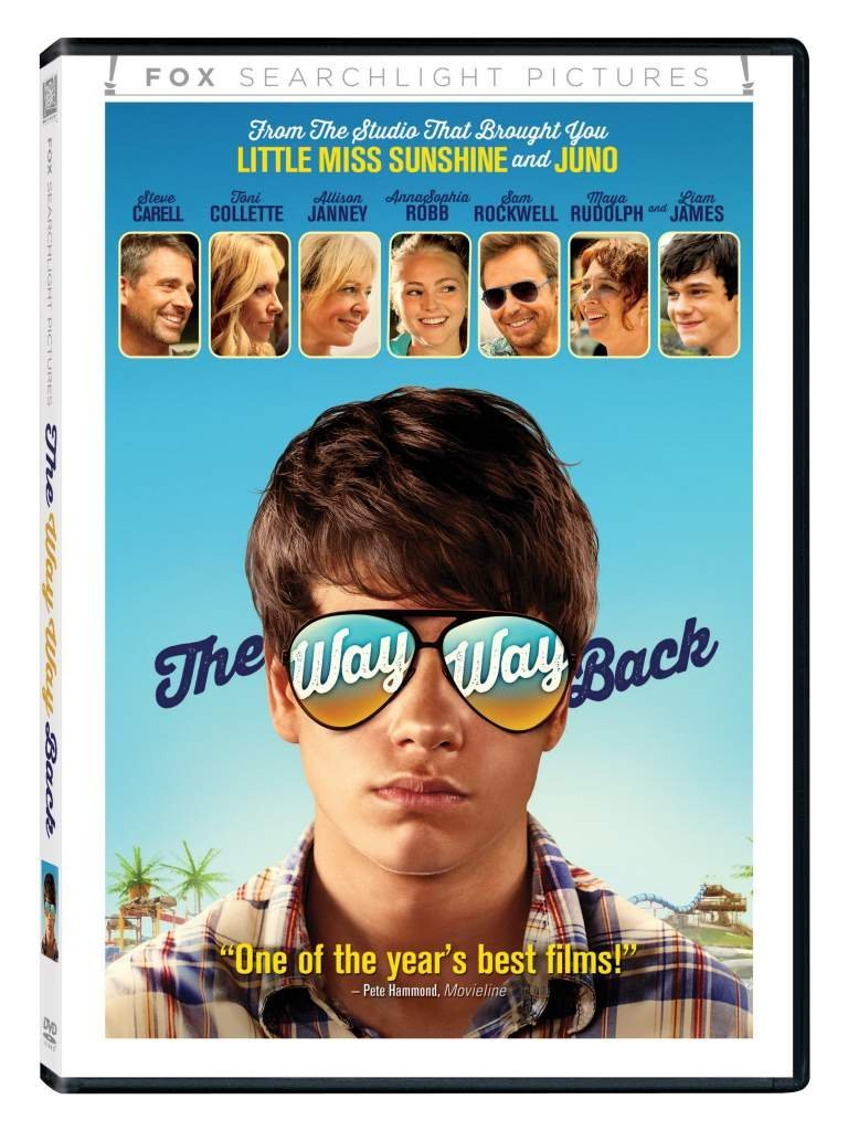 the way way back dvd