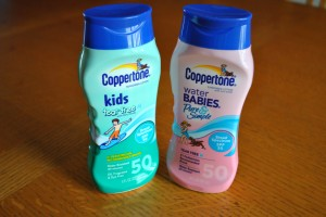 Protect Your Kids from the Sun with Coppertone!