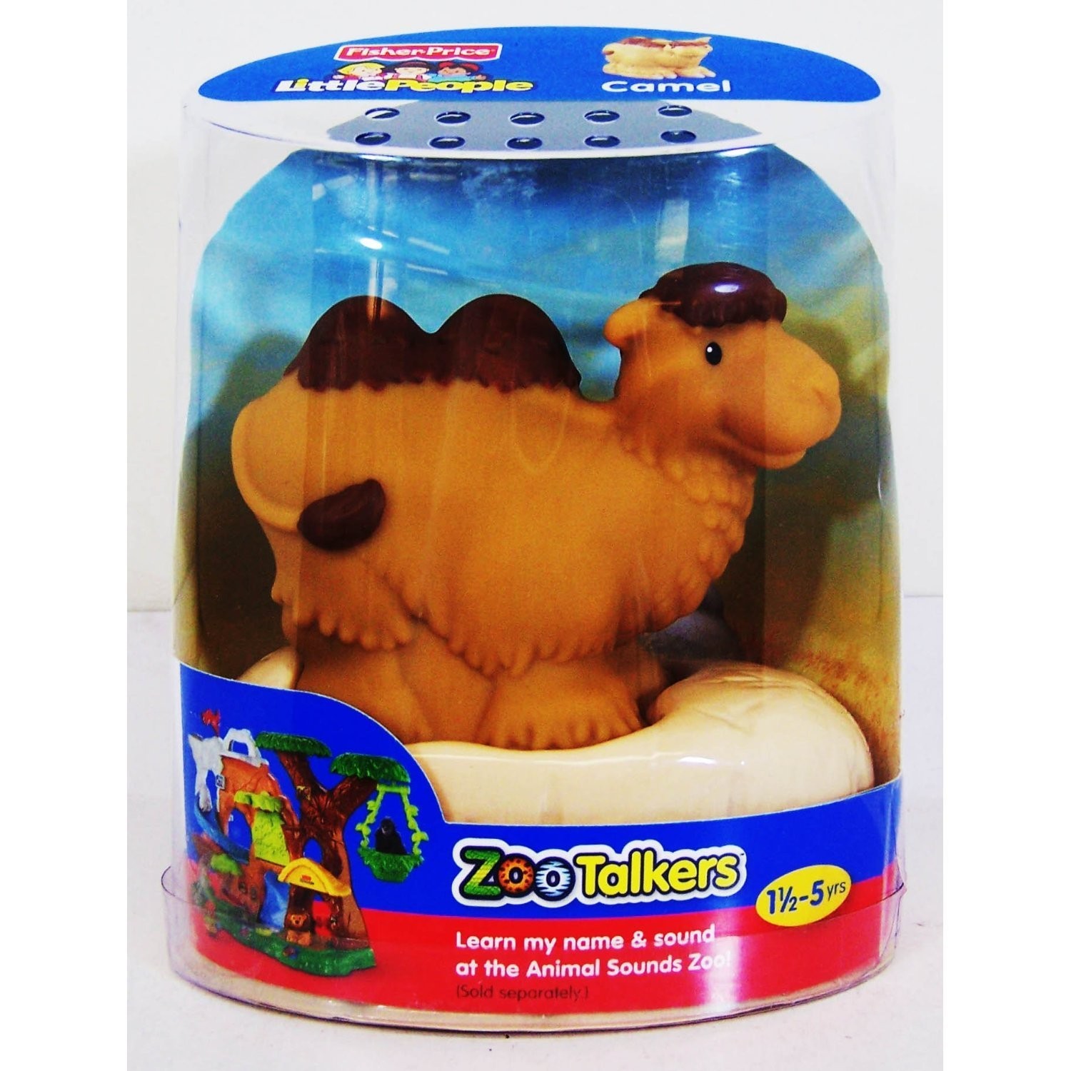 Fisher Price Little People Zoo Talkers 4 99 Down From 14 99 Become A Coupon Queen