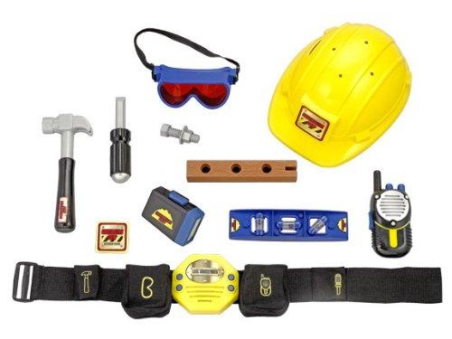 Tek Nek Construction Crew Role Play Set