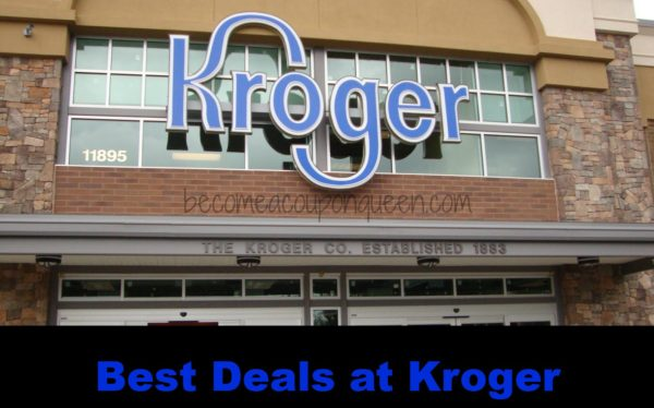 best deals at kroger