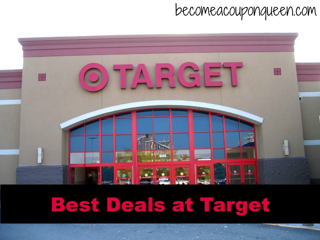 best deals at target