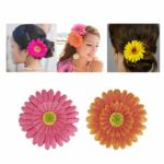 18 Gerbera Daisy Flower Clips Only $9.99!