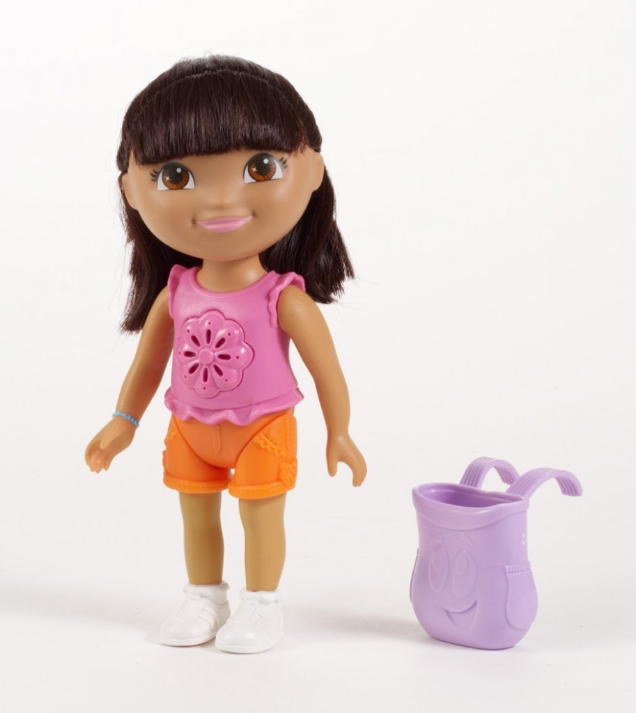 Fisher-Price Dora The Explorer Say it 2 Ways Dora