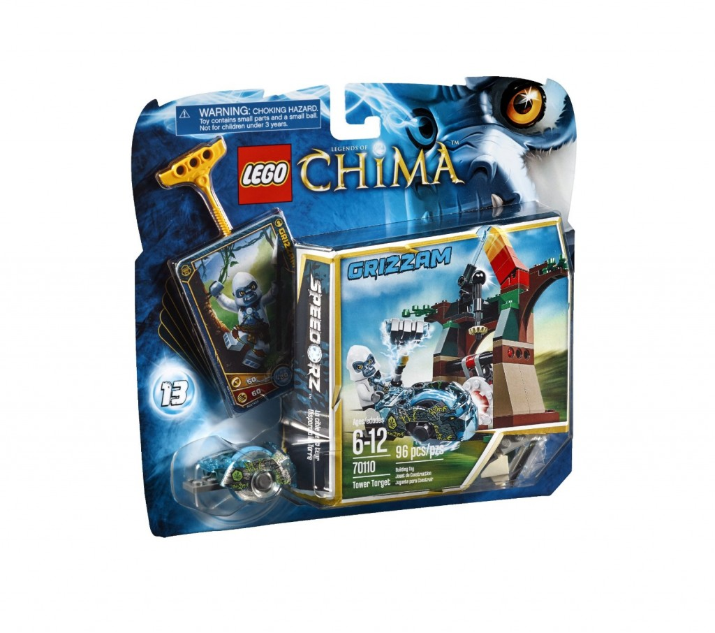 LEGO Chima Sets as low as $5.31!