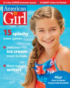 American Girl Magazine Subscription Only $16.95!