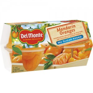 Walmart: Del Monte Fruit Cups as low as $1.07!