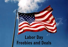 Labor Day Freebies and Restaurant Deals
