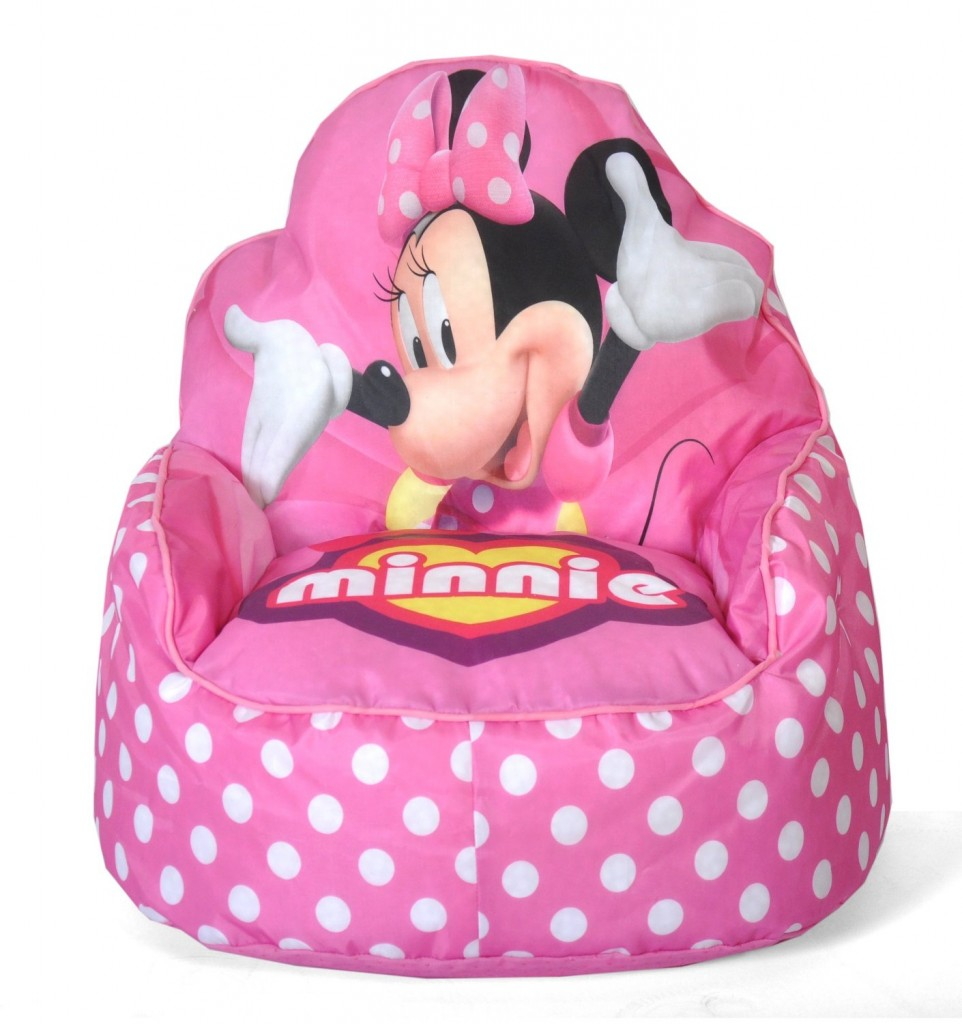 Minnie Mouse Toddler Bean Bag Sofa Chair Lowest Price 1797