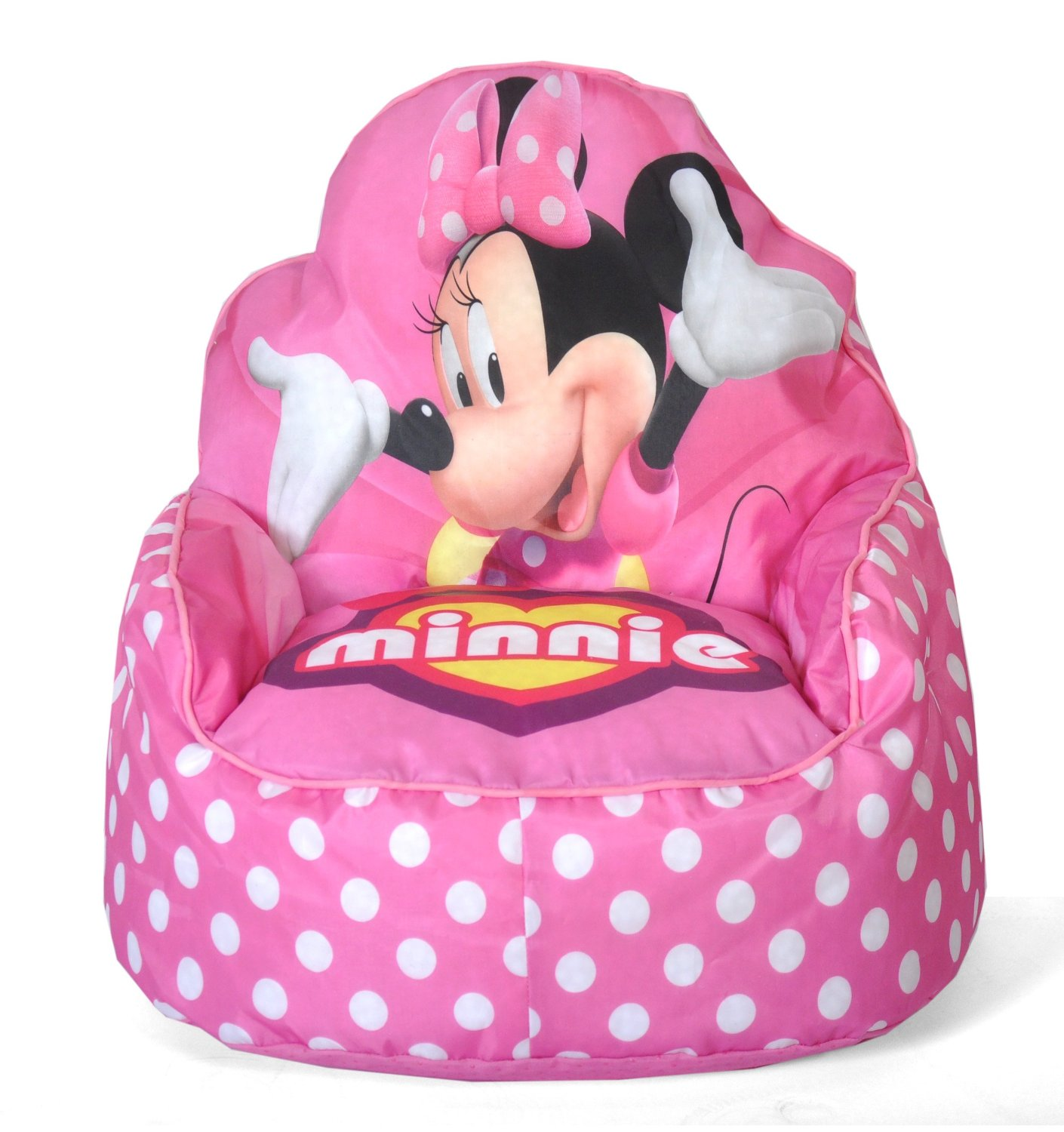 Minnie Mouse Toddler Bean Bag Sofa Chair Lowest Price