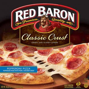 Kroger: Red Baron Pizza Only $2.49!
