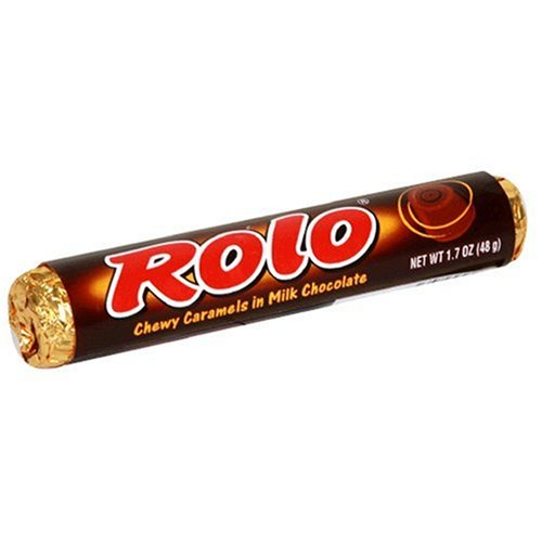free rolo chewy caramels in milk chocolate roll. Black Bedroom Furniture Sets. Home Design Ideas