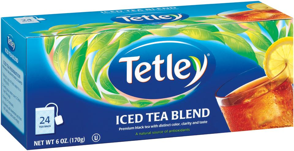 tetley iced tea