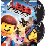The LEGO Movie DVD + UltraViolet Combo Pack $5.39 OR Blu-ray + DVD + UltraViolet Combo Pack Only $7.88!