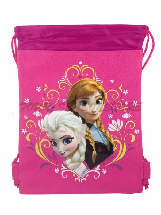 Disney Frozen Drawstring Bag